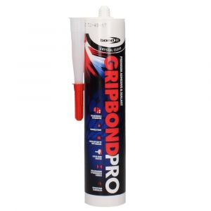 Bond It Grip Bond Pro Premium Adhesive & Sealant White