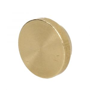 Brass Compression Blanking Disc 22mm
