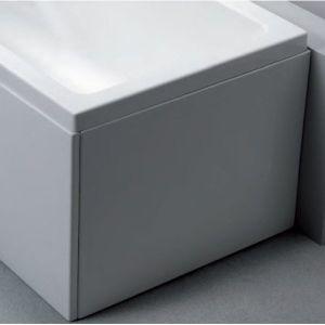 Carron End Bath Panel 800mm x 540mm - Carronite