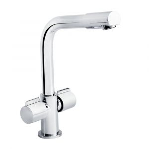 Cascade Arch Kitchen Sink Mixer