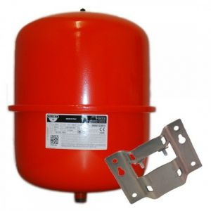 25 Litre Central Heating Expansion Vessel and Bracket