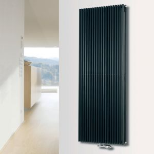 Eucotherm White Corus Duo Radiator 1800mm x 300mm