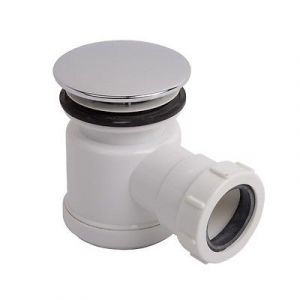 Standard 50mm Shower Waste - 40mm Outlet
