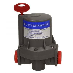 Cistermiser Standard Pressure Hydraulic Flush Control Valve
