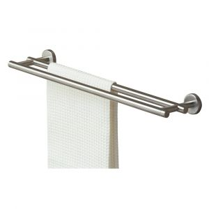 Coram Boston Double Towel Rack
