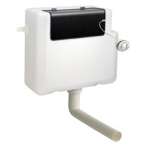 Roma Vital Dual Flush Concealed Cistern