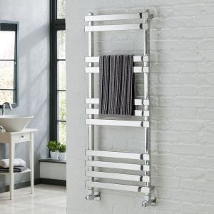 Vogue Gallant 900mm x 500mm Stainless Steel Radiator