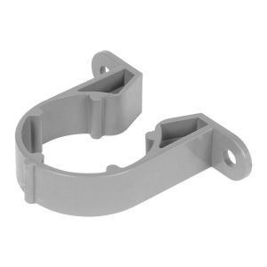 Grey 32mm Pushfit Waste Pipe Clip