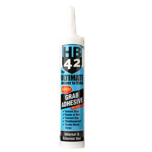 HB42 Ultimate Grab Adhesive 310ml Cartridge