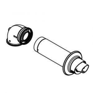 Ideal Independent Telescopic B Pack Flue