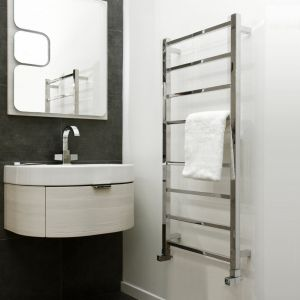 Vogue Ideal 900mm x 500mm Stainless Steel Radiator