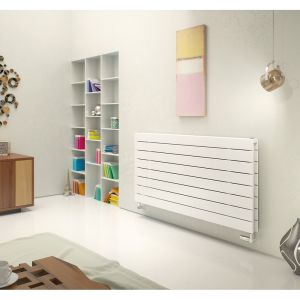 Eucotherm White Mars Duo Deluxe Radiator 595mm x 900mm