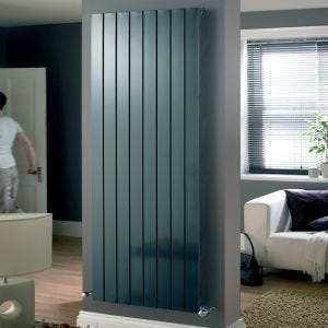 Eucotherm Anthracite Mars Single Radiator 600mm x 445mm