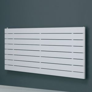 Eucotherm White Mars Single Radiator 445mm x 600mm