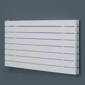 Eucotherm Silver Mars Duo Radiator 295mm x 1800mm