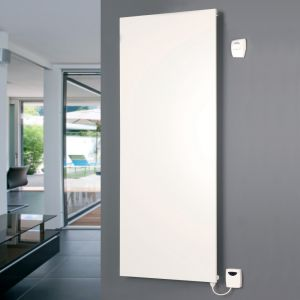 Eucotherm White Mars Plus Electro Radiator 1500mm x 600mm