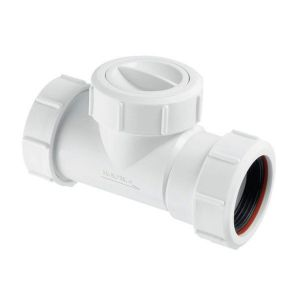 McAlpine T28M-NRV 40mm Inline Non Return Valve