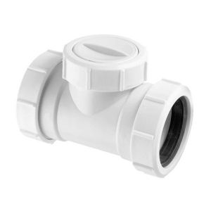 McAlpine Z28M-NRV 50mm Inline Non Return Valve