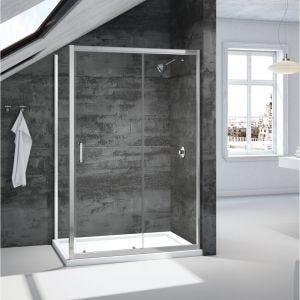 Merlyn Vivid Boost Loft Shower Door Side Panel 800mm DIED1802