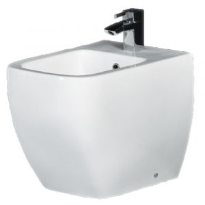 RAK Metropolitan Back to Wall Bidet
