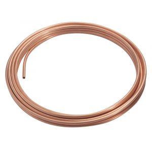8mm x 10mtr Copper Tube