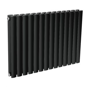 Reina Neva Double 550mm High x 413mm Wide Radiator - Anthracite