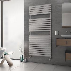 Eucotherm White Nova Primus Towel Radiator 1164mm x 600mm