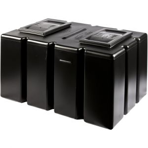 Cold Water Poly Tank 24 x 16 x 15 Inches  - 55 Litres