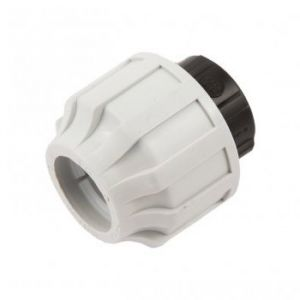 Premium Plast MDPE Stop End 25mm