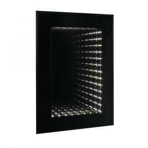 RAK Infinity Portrait or L&scape LED Mirror with Demister Pad 700mm x 500mm