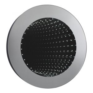 Hudson Reed Circular Infinity Mirror 600mm x W600mm