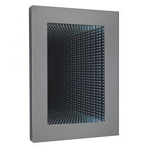 Hudson Reed Rectangular Infinity Mirror 700mm x 500mm