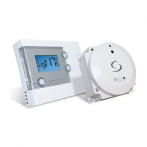 Salus RT510BC 7 Day Wireless Programmable Thermostat (Baxi)