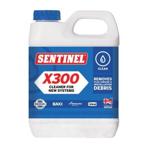 Sentinel X300 New System Cleanser - 1 Litre