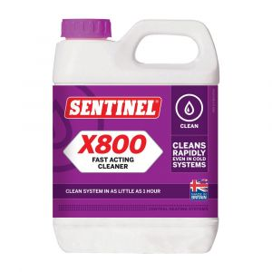 Sentinel X800 Fast Acting Cleaner - 1 Litre
