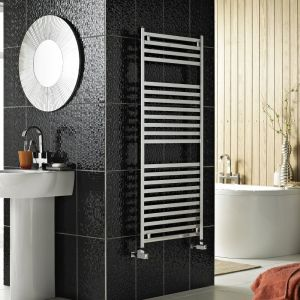 Vogue Anthracite Squire 1322mm x 480mm Radiator