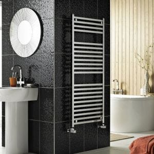 Vogue Anthracite Squire 1322mm x 580mm Radiator