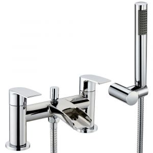 Swirl Bath Shower Mixer & Kit