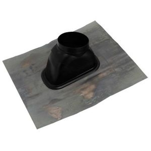 Worcester 150mm Pitched Roof Flashing Kit