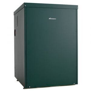Worcester Greenstar Heatslave 2 12/18 Floor Standing External Oil Fired ErP Combi Boiler - 7731600168