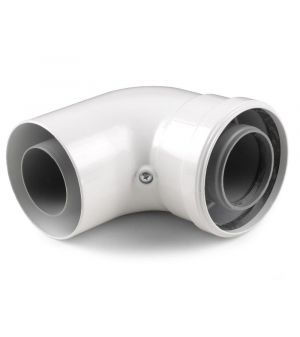 Ariston 90 Degree Flue Bend 3318075