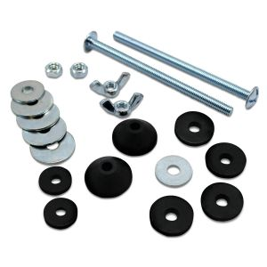 Close Coupled Cistern Fixing Kit With Long Screw & Conical Washers