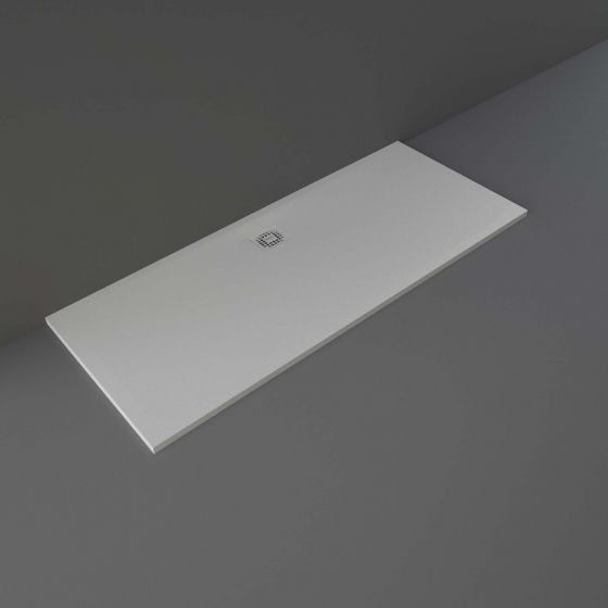 RAK - Feeling Bathtub Replacement Shower Tray 1700mm x 900mm Solid Grey