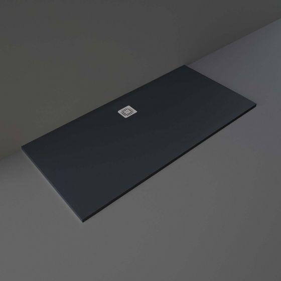RAK - Feeling Bathtub Replacement Shower Tray 1700mm x 900mm Solid Black