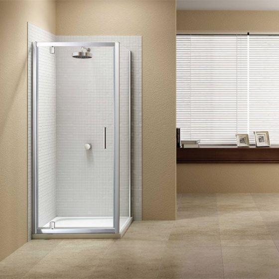 Merlyn Vivid Sublime 800mm Shower Pivot Door Diep8018