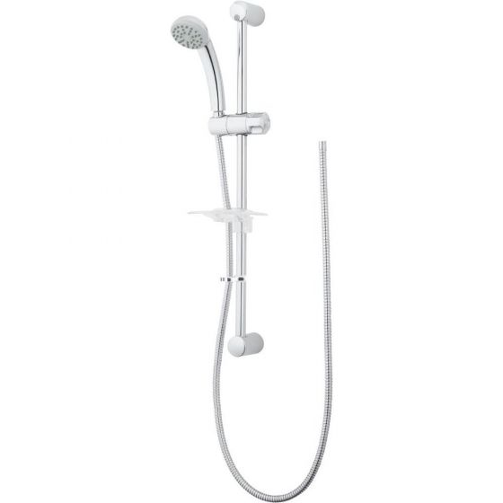 Deva Lace Manual Shower Valve With 1 Function Signature Kit - Chrome