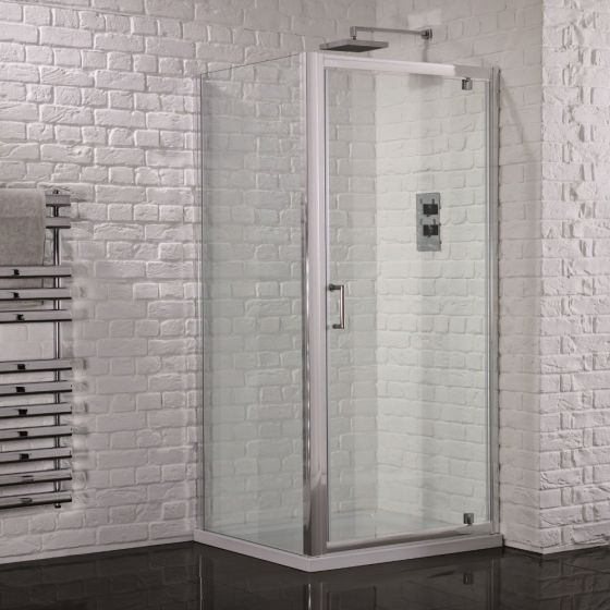 Aquadart Venturi 6 Pivot Shower Door
