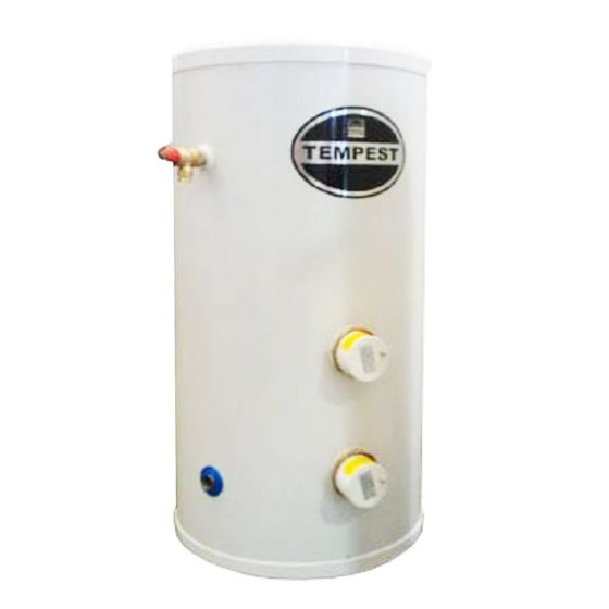 Telford Tempest 90 Litre Direct Unvented Stainless Steel Cylinder