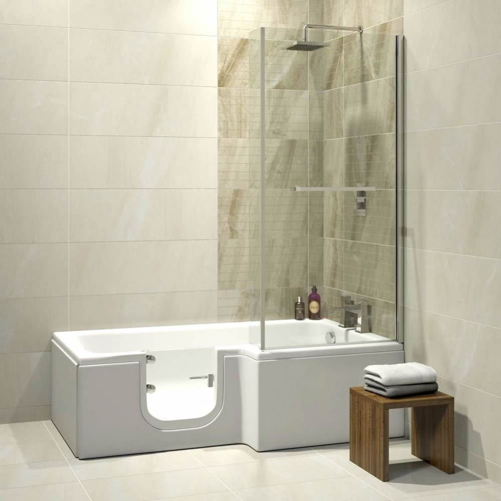 Trojan Bathe Easy Solarna 1700mm x 850mm L Shaped Easy Access Shower ...