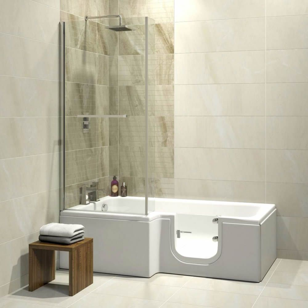 Trojan Bathe Easy Solarna 1700mm x 850mm L Shaped Easy Access Shower ...